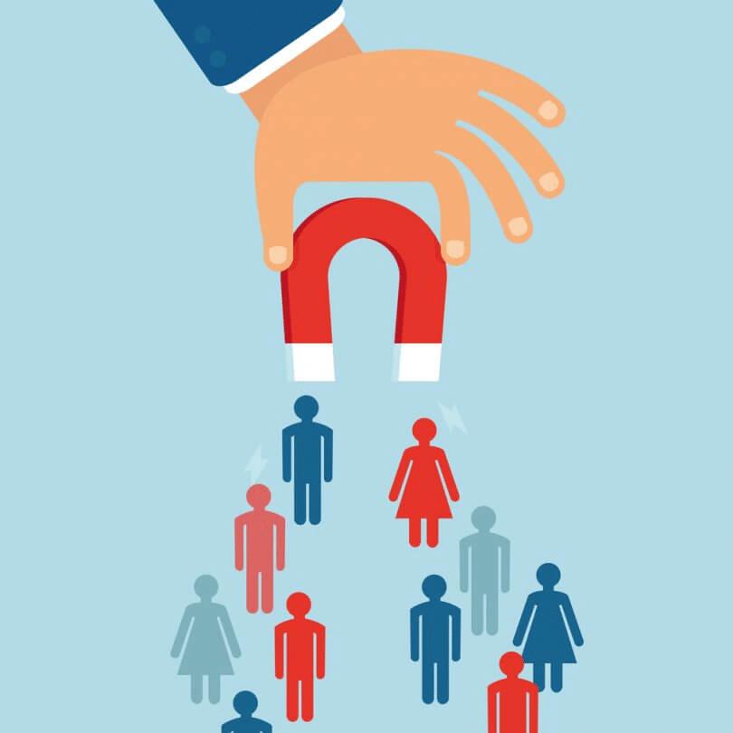 Construindo um relacionamento com o cliente